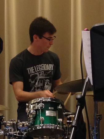 Tufts Jazz Concert 11-17-13